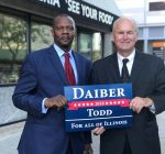 Democrat for governor Daiber names Chicago activist as running mate