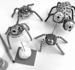 PRIME TIME WITH KIDS: Make bugs that don't bite with insulating foam