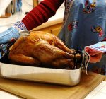 Here's a recipe for safe, healthy holiday cooking