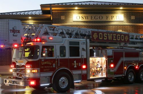 Community helps Oswego families displaced by fire