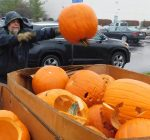 Recycling program gives fresh life for old pumpkins