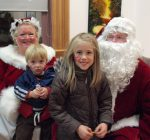 Aurora gets jump on holidays with parade, tree-lighting