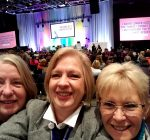 Area women energized by Women's Convention in Detroit