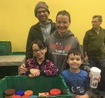 Many hands involved in providing Community Harvest