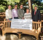 Madison County family's gift helps grow The Gardens at SIUE
