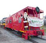 Santa to greet hundreds while aboard Keokuk Junction train