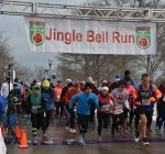 Jingle Bell Run at Soldier Field rings in the Christmas season