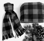 PRIME TIME WITH KIDS: Make look-alike polar fleece scarves for cozy winter days