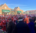 Many traditions start at Kiwanis Santa Run