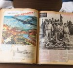 SIUE receives extensive set of World War II news scrapbooks