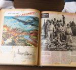 SIUE receives extensive set of World War II news scrapbooks