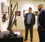 Regional Peoria art show provides outlet for veterans