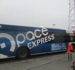 Pace Opens New Park-N-Ride Station in Elgin as Ridership Increases