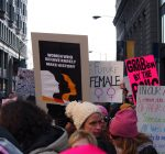 Women's March's lasting message: Get out the vote