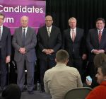 Democratic candidates for governor court Illinois' disabled voters