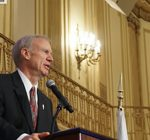 Chairman authority bill denied by Rauner