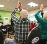 Humana's community center offers classes, health and wellness