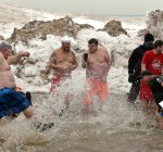 Taking the plunge for Special Olympics