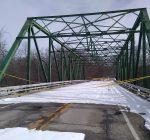 Truss failure closes Libertyville's Rockland Road bridge