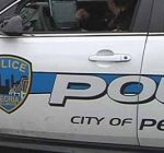 Officer wounded, man killed in Peoria police shooting