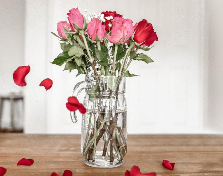 Making Sure Valentines Day Flowers Last Longer Chronicle Media
