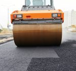 It's roadwork season with the return of patching and paving