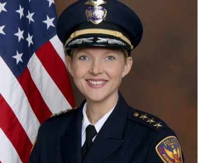 Ziman, Aurora's first woman police chief, to retire