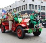 Peoria turns green for annual St. Patrick's Day parade