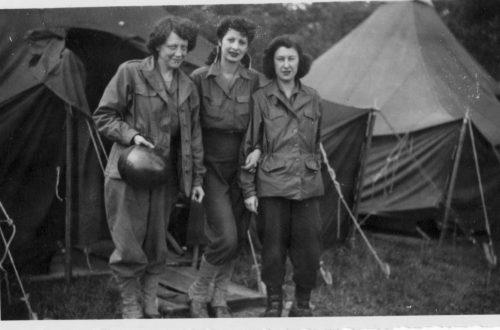 'Mollie's War' a women's journey of service in World War II