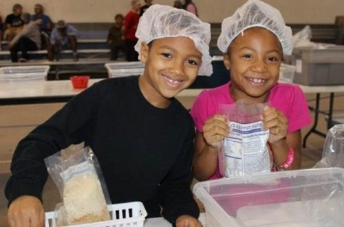 Woodford, McLean 4-H has goal of fighting hunger in region