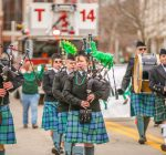 Everyone's a wee bit Irish for Normal's annual parade