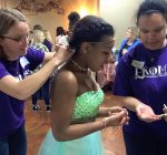 A free dress Peoria event gets prom goers ready for night