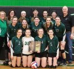 Eureka state champs in volleyball