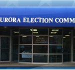 Aurora voters shut down election commission