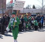 Forest Park kicked off the St. Patrick's Day season Saturday