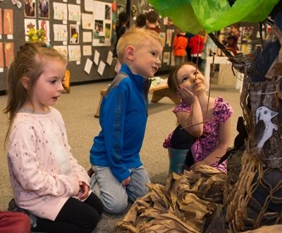 Children show off creativity at Edwardsville Early Childhood Center art show