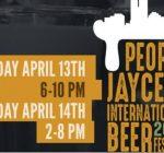 Peoria County Calendar of Events April 11 – April 17