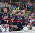 Suburban Chicago Paralympians find a home on ice