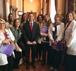 Advocate nurses meet with lawmakers on Medicaid funding