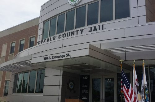 Expanded county jail to ease inmate overcrowding, add valuable space for deputies, staff