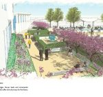 From concrete to green, East Peoria's Levee Park becomes reading garden