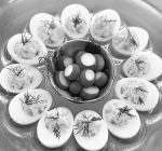 For the yum of it! Make deviled eggs for summer gatherings
