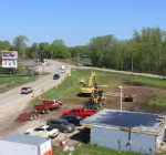 County gets third roundabout at Dowell Road angle crossing