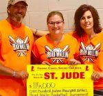 Brad  Wallin Tournament hits 14th of benefitting St. Jude's Hospital