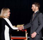 Kane's top educator helps students awaken their civic mind