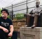 NIU alumnus create public art, new tourist attractions in Woodstock