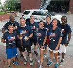 SIUE police join race to help Illinois Special Olympics