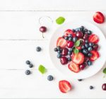 Fruit salads a healthy dish for summer cookouts