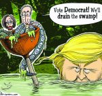 The swamp leaks