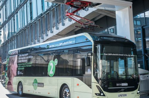 Report points to electric buses as best for long haul